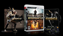 Resistance 2 Collector's Edition (PlayStation.Blog) Tags: 2 3 sony collectors edition playstation resistance ps3