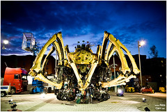 La Machine - La Princesse (petecarr) Tags: lamachine
