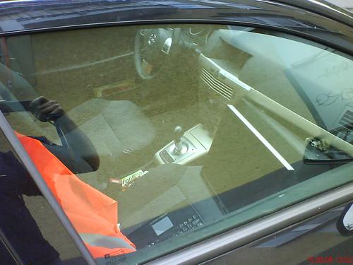 google street view car-inside in bonn