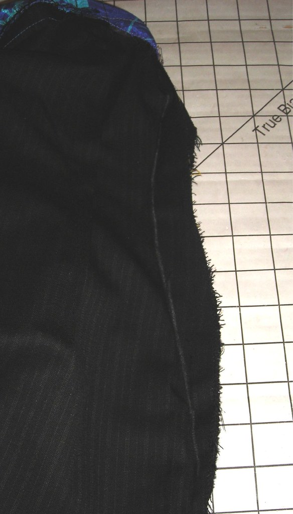 Center Back Seam