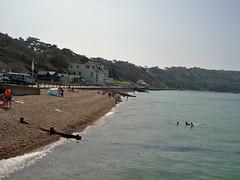 Isle of Wight - Freshwater (Rens Kokke) Tags: isleofwight freshwater gpsroute totlandbay isleoffreshwater