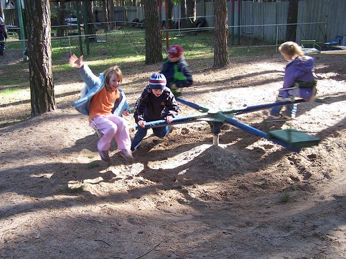 Dangerous Soviet Playground Equipment