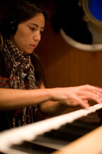 KT Tunstall composing