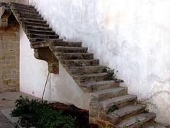 33 Palermo I. Ges y Casa Profesa Escalera exterior 12 060828 (javier1949) Tags: stairs arquitectura italia escalera palermo sicilia escaleras peldaos