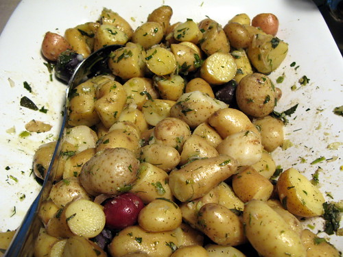 Barefoot Contessa French Potato Salad