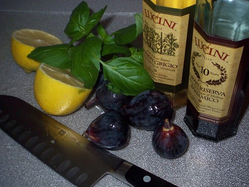 fig vinaigrette ingredients