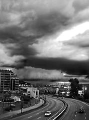nubes de tormenta by Bous Castela