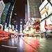 Times Square - New York City by hyku
