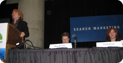 Search & The iPhone at SMX East