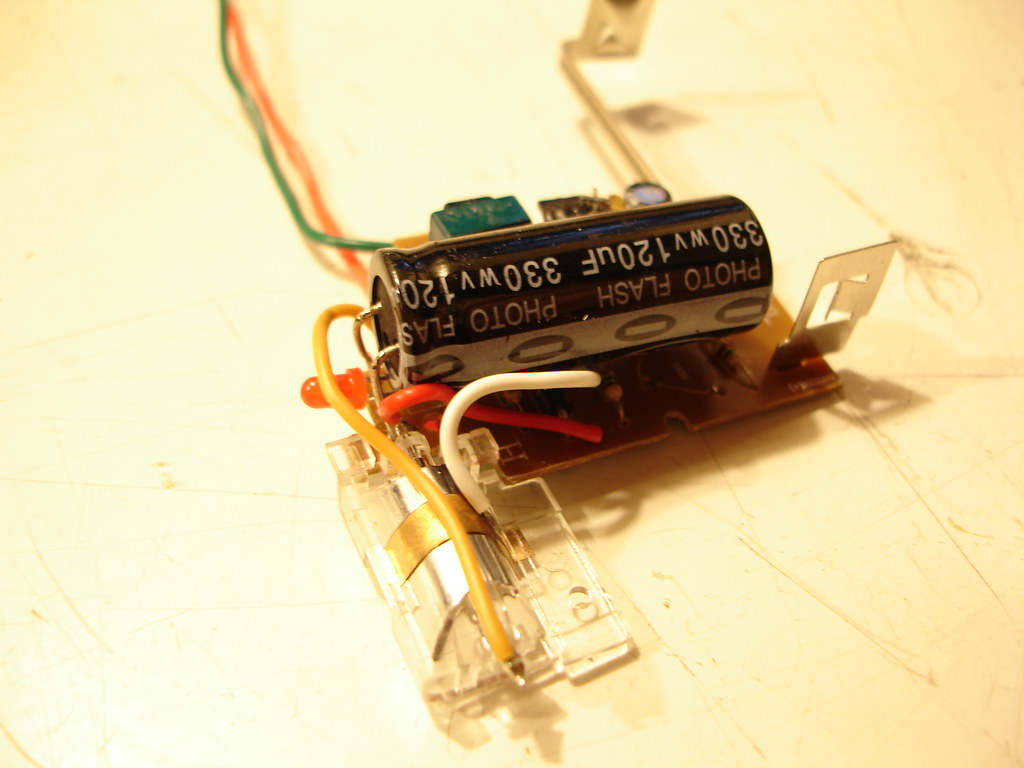 The Worlds Best Photos Of Camera And Flasher Flickr Hive Mind Flash Circuit 002 Vikingbanna Tags Diy Capacitor Properties Prop Retrofit