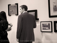 jd & his girl (milleluce.com) Tags: toronto john studio photography exhibition 2008 labspace giangle giangleorg