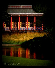 The chinese corner (Kirsten M Lentoft) Tags: park sunlight copenhagen denmark frederiksberg frederiksberghave pagode betterthangood kirstenmlentoft