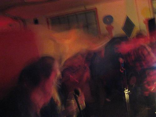 The Mae Shi @ The Silent Barn 12/12/08