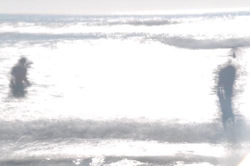 Blurred Ocean