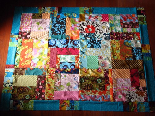 my latest quilt top