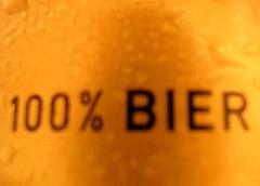 100% Bier