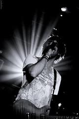 Alex Sunburst (Jodiefrancis) Tags: show new light bw music sun white black alex shirt star newjersey concert glamour ray all time guitar atl live low band nj jersey grayscale burst kills gk alltimelow gaskarth glamourkills