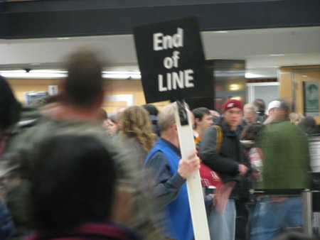 End of Line, Sea-Tac