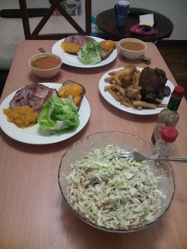 Xmas Dinner 2008
