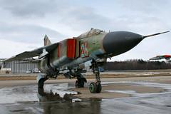 MiG-23MLD at Kubinka Russian airforce base (Vasily Kuznetsov) Tags: airforce russian mig gurevich mikoyan mig23 kubinka mikoyangurevich uumb mig23mld