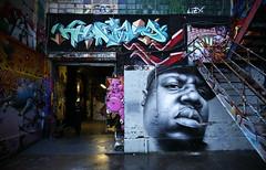 Biggie Mural New York - Notorious B.I.G.'s Birthday Today (jamie nyc) Tags: nyc newyorkcity streetart graffiti queens vandalism gothamist fivepoints 5pointz aerosolart biggie vandalismo biggiesmalls notoriousbig strassenkunst bigpoppa 5ptz phunphactory fivepointz jonathancohen outlawart strasenkunst christopherwallace meresone photobyjimkiernan notoriousbigakabiggiesmalls originallyposteddec29th2009 artistowendippie