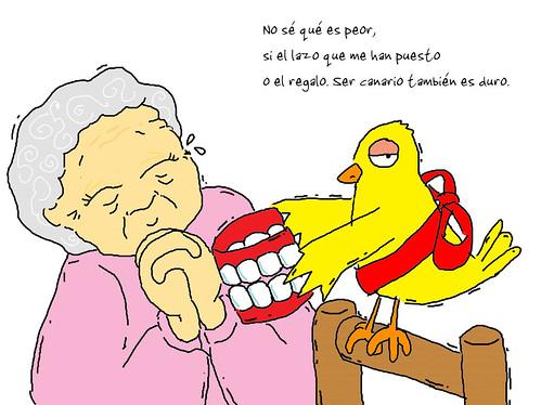 la abuela y humphrey