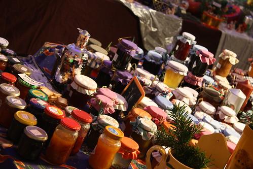 Christmas market jams