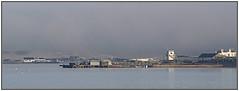 Harbour view (ccgd) Tags: winter sunset sea mist cold scotland highlands harbour cromarty sutor harr coastuk