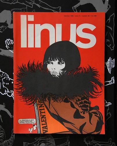 Valentina - Linus gennaio 1969 da te.