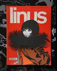 Valentina - Linus gennaio 1969 - photo Goria - click