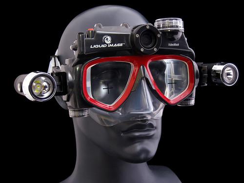 Liquid Image MaskMan with lights
