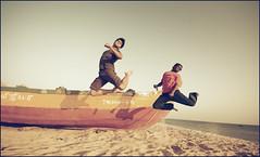 Madai Thiranthu .. (Prabhu B Doss) Tags: india sepia boat jump nikon sigma retro 1020 tamilnadu prabhu spb bitsian dhanushkodi d80 prabhub prabhubdoss bitsians aawardhan pravinkumar sorgameendralum madaithiranthu bitspilani1999 prabhuboomibalagadoss zerommphotography 0mmphotography