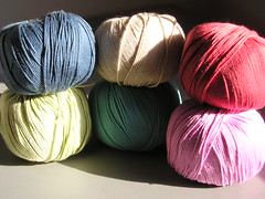 4-Ply Cotton