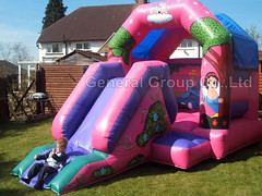 Inflatable Bouncer-GB-173