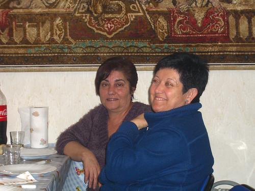 Manoli and Inés
