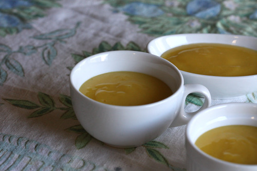 Honey Lime Curd