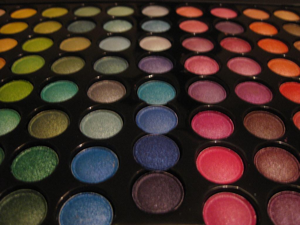 Coastal Scents 88 Shimmer Palette