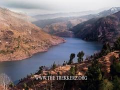 ZALZAL LAKE, Chikkar Lake, Azad Kashmir