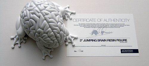The Jumping Brain @ Ceejay collection