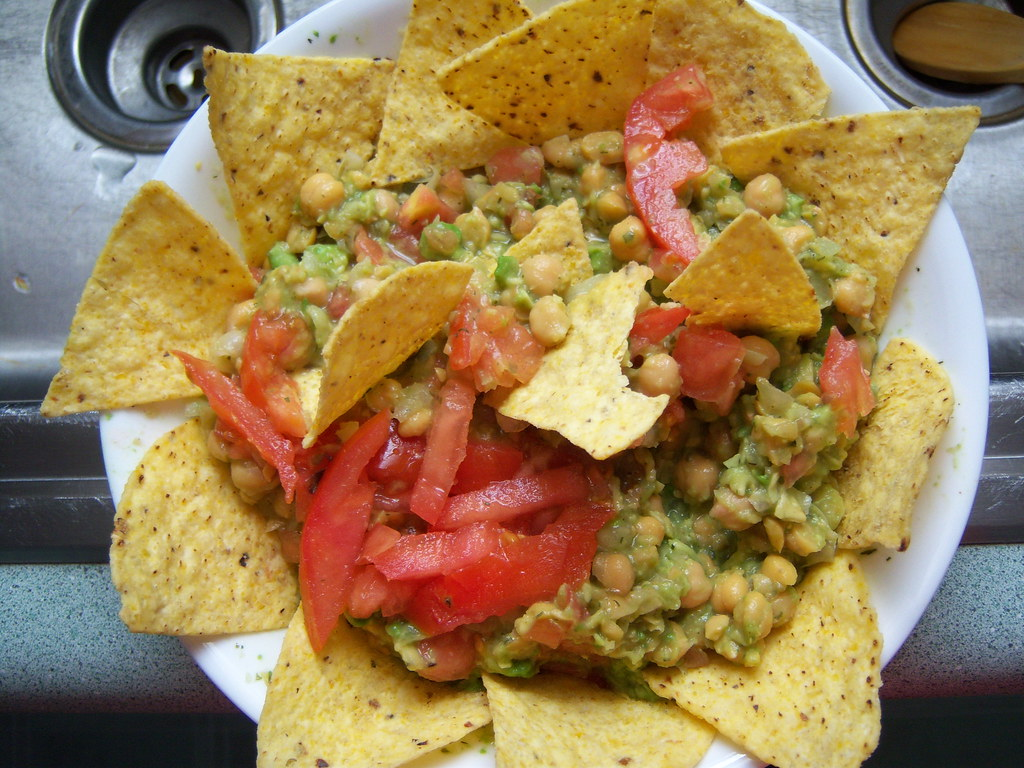 Easy Guaca-humus