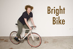 Bright Bike in Action
