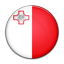 Flag of Malta PNG Icon