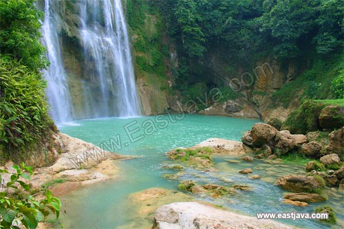 Nglirip Waterfall - Tuban - East Java