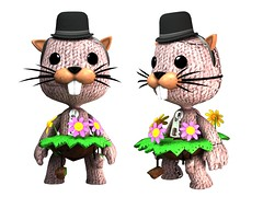 LittleBigPlanet - Groundhog render