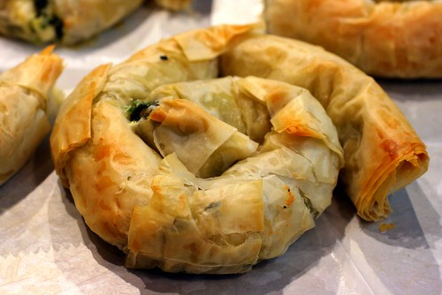 Spinach Pie Roll 5