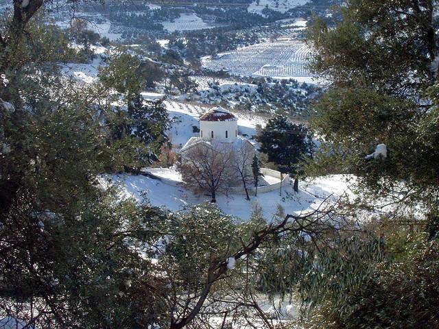 Κρήτη - Ηράκλειο - Δήμος Τυλίσου Κεραμούτσι