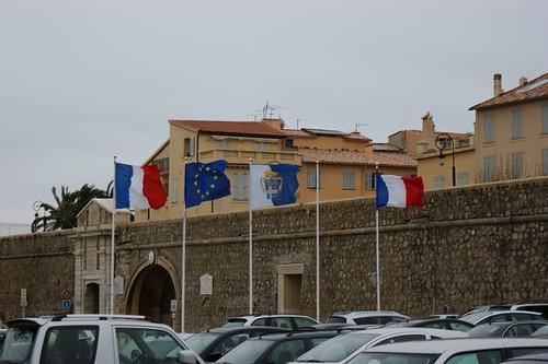Ainda em Antibes - Cote d'Azur -  França