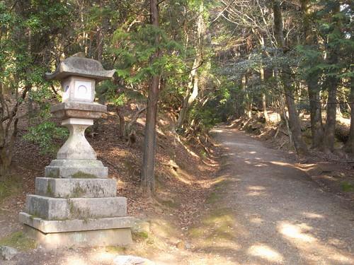 「高畑・春日大社」散歩-上の禰宣道-01