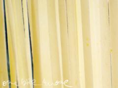 lemon rind pasta