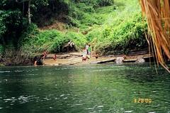 Thailand - River Kwai - 2001 (36) (Smulan77) Tags: river thailand kwai